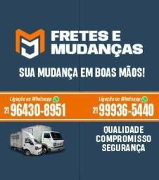 Caminhão de Fretes e Mudanças ilha do governador