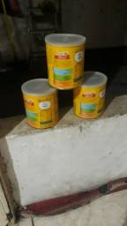 40 latas de leite vazia para artesanato