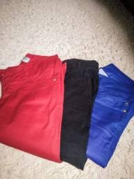 Vendo 16 calças, Sawary ,revanche