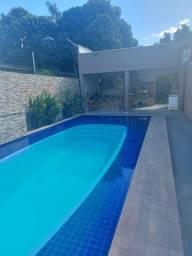Casa top com piscina área de lazer caragem