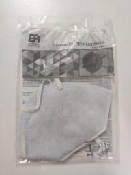 Máscara PFF2 embalagem única