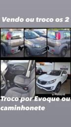 Kia Sportage / Fiat Uno