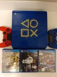 PS4 500gb Ed Rara Days of Plays