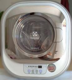 Título do anúncio: Lavadora de Roupas Electrolux Mini Silent Prata 3kg