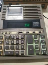 Calculadora de bobina - Olivetti - Divisumma 612