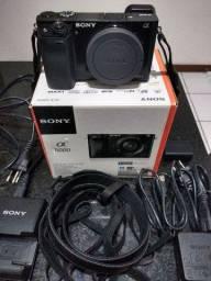 A6000 com 2660 cliques com flash godox e lente Sigma 1.4 16mm