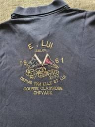 Camisa Polo Elle Et Lui - tam GG