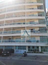 Flat com 1 dormitório para alugar, 30 m² por R$ 1.600,00/mês - Praia Campista - Macaé/RJ