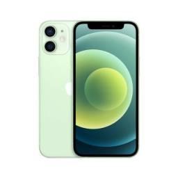 Straight Talk Apple iPhone 12 Mini, 64 GB, Verde - Smartphone Pré-pago