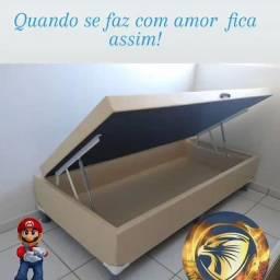 BASES BOX PARA SEU COLCHÃO