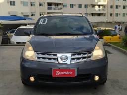Nissan Livina 2010 1.6 s 16v flex 4p manual
