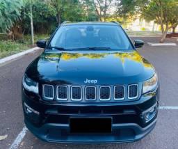Jeep Compass Longitude - 2017 - único dono
