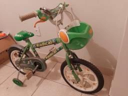 Título do anúncio: Bicicleta aro 16   *** aceito cartão ***