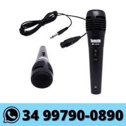 Microfone Profissional com Fio Tomate