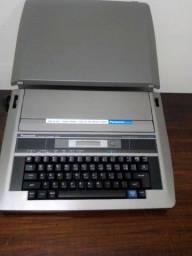 Máquina de escrever elétrica Panadonic