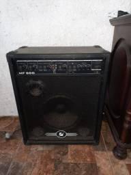 Caixa de som amplificada profissional de  MF 500