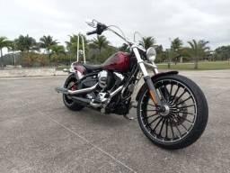 Título do anúncio: Harley Davidson Softail Breakout Fxsb. 2016/2017