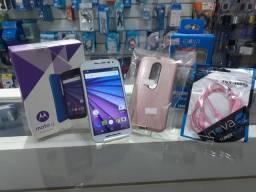 Celular Motorola Moto G3 Impecável.