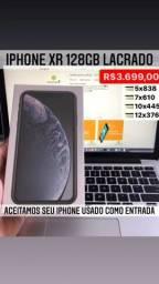 iPhone XR 128GB Lacrado