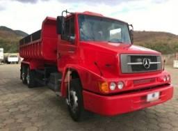 Título do anúncio: Caminhão Mb 1620 Caçamba Para Vender