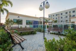 Alugo Apartamento Mobiliado no Condomínio Parque Flora em Feira de Santana -BA.