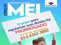 Título do anúncio: Regulariza Mei