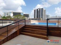 Título do anúncio: Apartamento com 3 dormitórios para alugar, 81 m² por R$ 1.900,00/mês - Manaíra - João Pess