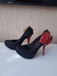 Sapato de salto, número 36