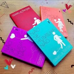 Livros da Isabela freitas