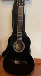 Kit violão Giannini Start N6  3/4