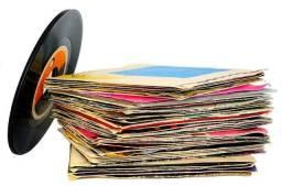 Kit 33 discos vinil raridades