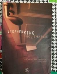 Título do anúncio: Tudo é Eventual - Stephen King - Objetiva
