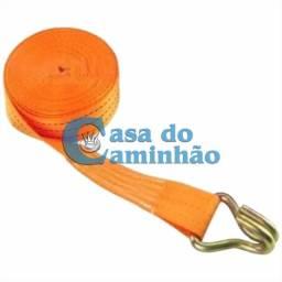 Cinta 9 Metros 5 Toneladas 5000kg - Para Amarração De Cargas