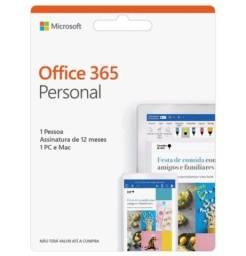 Título do anúncio: Licença pacote office