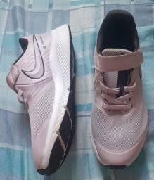 Título do anúncio: Tênis Nike Infantil N° 32.