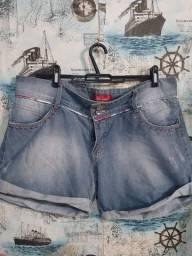 Título do anúncio: short jeans tam 44 15,00 cada