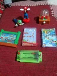 Mini jogos super mario