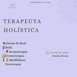 Terapeuta alternativa/ holística