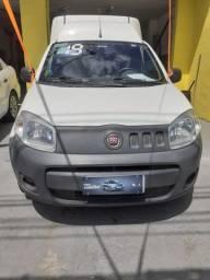 Fiat Fiorino Furgão Work Hard 1.4 8v Completo/Flex