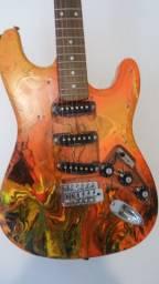 guitarra Stratocaster PHX Phoenix