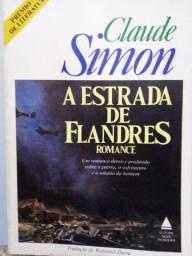 Livro A Estrada de Flandres