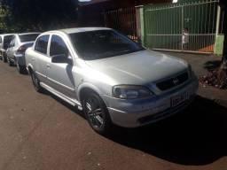 Astra sedan 2001/2001 troco p 7 lugares