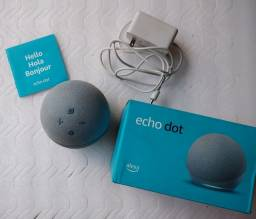 Alexa echo dot 4