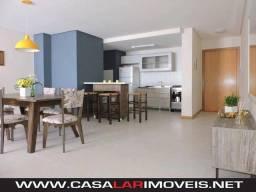 Título do anúncio: Amplo apartamento de 2 dormitórios, com box para carro, mobiliado e decorado...