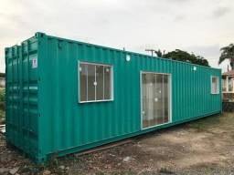 Linda Casa Container 12 mts (30mts²)