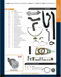 Kit Turbina MF 4275 2013