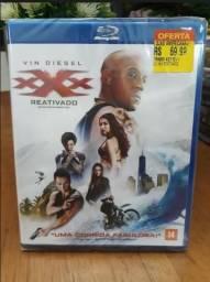 Blu ray Triplo X Reativado (lacrado) e Triplo X 1
