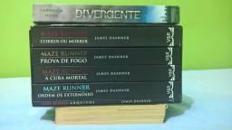 Divergente e Saga Maze Runner
