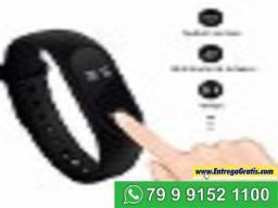 Relógio Cardiaco M2-Bom-entrego-gratis