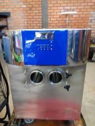 Máquinas de sorvete expresso